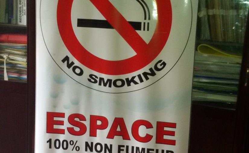 les administrations publics  camerounais veulent protéger de l'exposition à la fumée secondaire