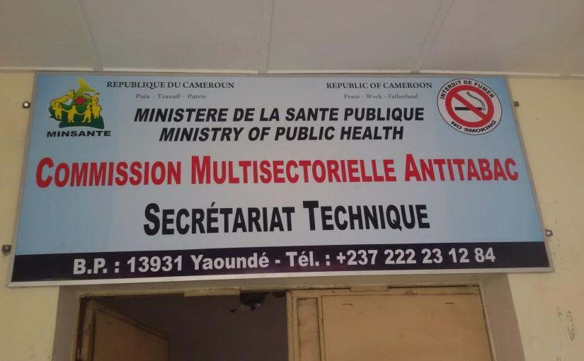 le Cameroun veut améliorer son contrôle du tabac