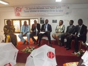 Des experts penchent sur la question de la contrebande du tabac au Cameroun