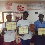 SISSAKO Sonia, Bessawa Mpondo, SOKOUDJOU Linda, les nouveaux ambassadeurs de la lutte antitabac en milieu scolaire