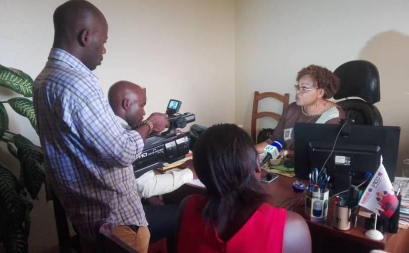 Dr Flore Ndembiyembe: » la situation est grave, il est temps d'agir.  Il faut prendre des lois fortes et s'assurer qu'elles sont appliquées.