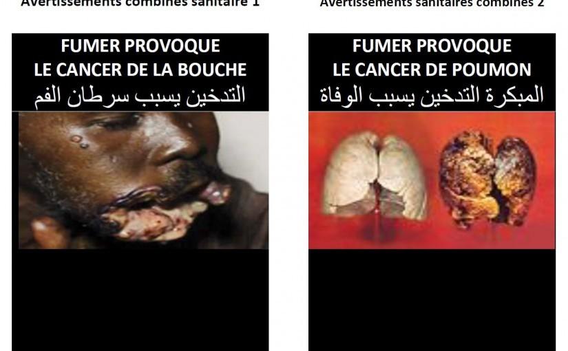 image marquage sanitaire Tchad