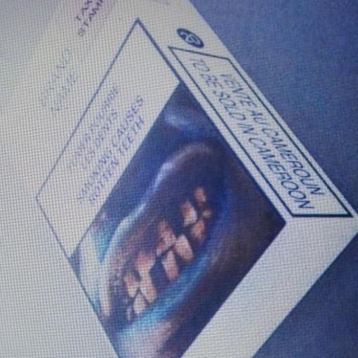 image paquet de cigarette