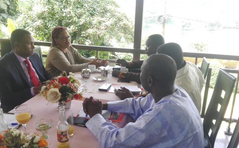 Mise en œuvre de la Réglementation  sur le marquage sanitaire graphique:   Le Cameroun  s'imprègne de l'expérience Tchadienne.