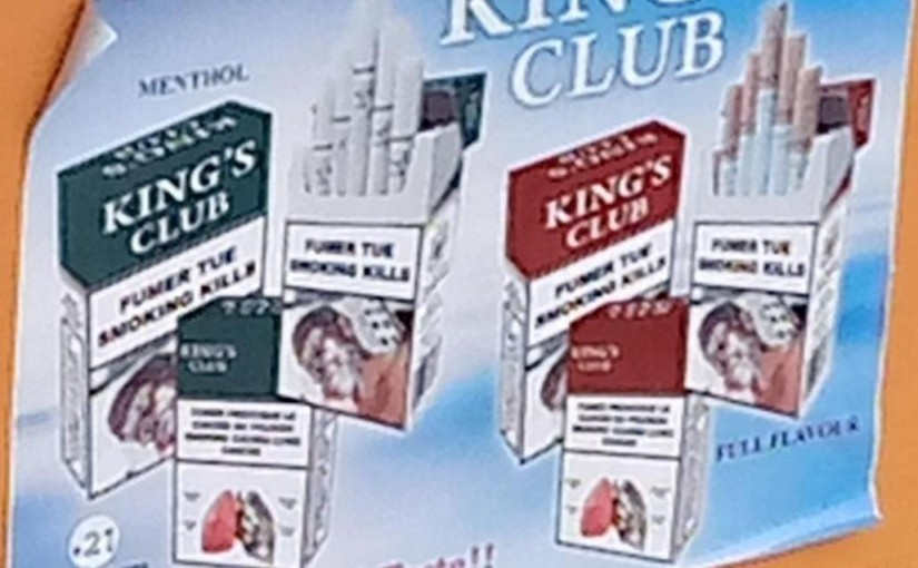 Affiche Kings Club